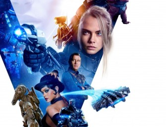 Valerian and the City of a Thousand Planets (PG13)