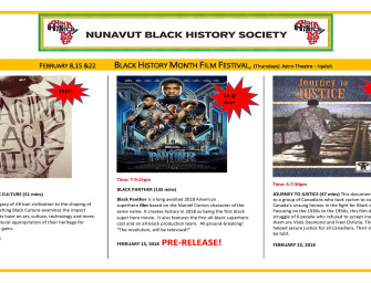 BLACK HISTORY MONTH FILM FESTIVAL