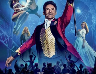 THE GREATEST SHOWMAN – PG-13