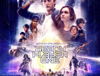READY PLAYER ONE (PG-13)