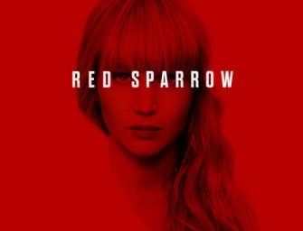 RED SPARROW – PG-13