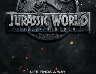 Jurassic World – Fallen Kingdom – PG13