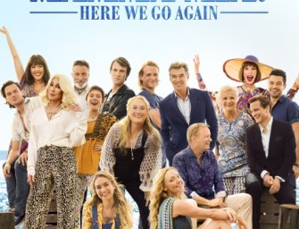 Mamma Mia! Here We Go Again – PG
