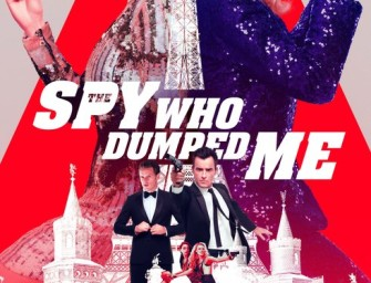 The Spy Who Dumped Me – R