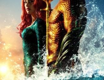 Aquaman – (PG-13)