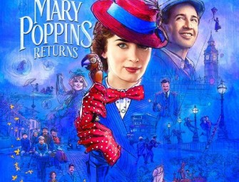 Mary Poppins Returns – (PG)