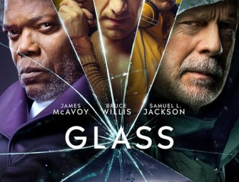 Glass – (PG-13)