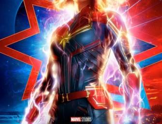 Captain Marvel – (PG-13)