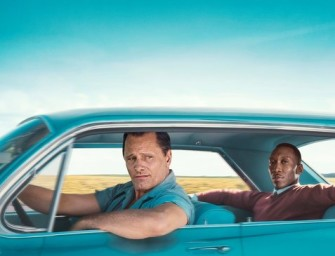 Green Book-PG