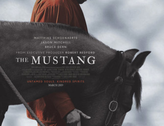 The Mustang – PG-13