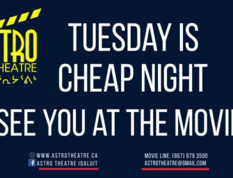 TUESDAY CHEAP NIGHT